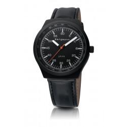 Bergmann-Uhr Modell 1979 schwarz PU