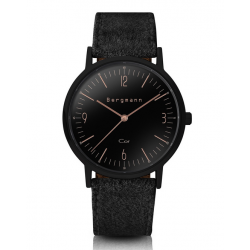 Bergmann-watch Cor black,...
