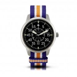 Bergmann-Uhr Pilot 02...