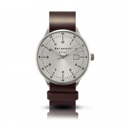 Bergmann-watch 1957, brown...
