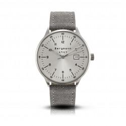 Bergmann Uhr 1957 graues...