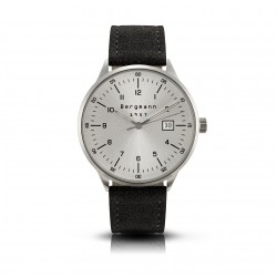 Bergmann-watch 1957, black...