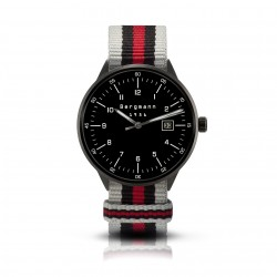 Bergmann-watch 1956 black,...