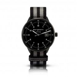 Bergmann-watch 1956 black,...