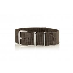 Nato Armband Textil grau...