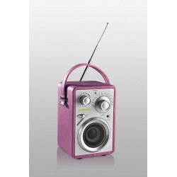 Bergmann Popcube Travel Pink