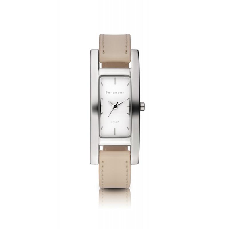 Bergmann-Uhr 1912 creme