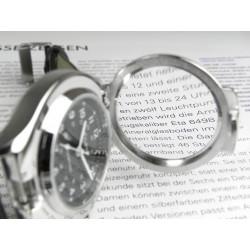 Bergmann-Uhr Modell 1978 Agent